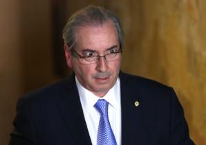 Cunha fala sobre a decisão do STF de afastá-lo da Câmara