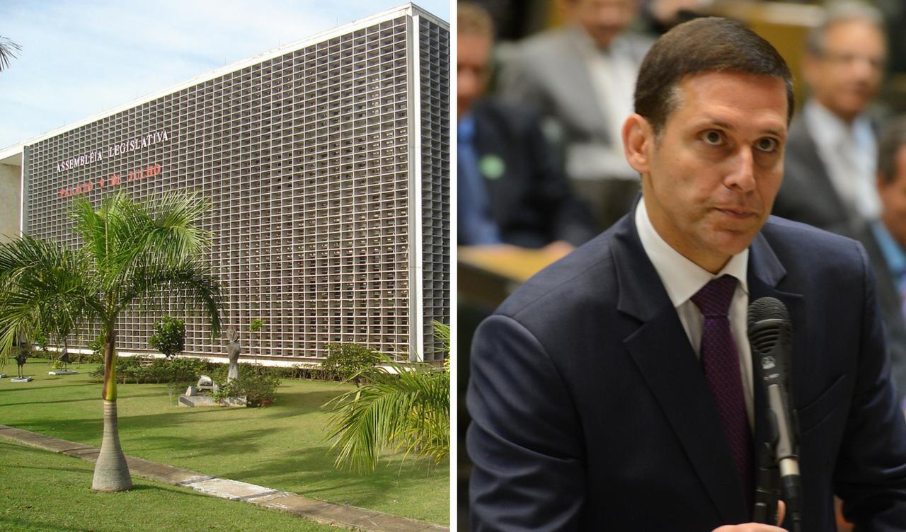 Corrupção – Propina da merenda foi paga na Assembleia em SP, afirma delator