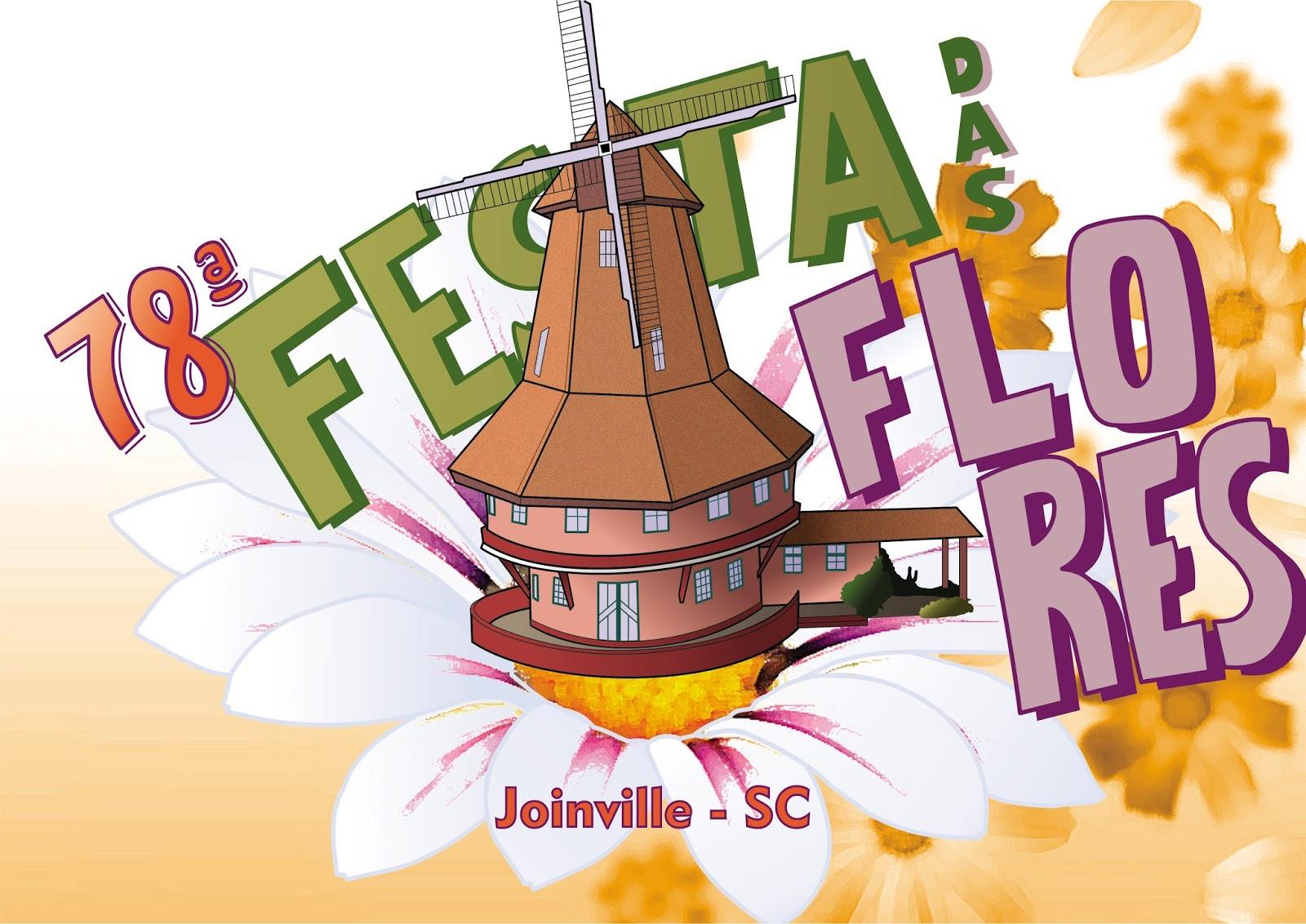 78a. Festa das Flores abre nesta quinta-feira em Joinville (SC)