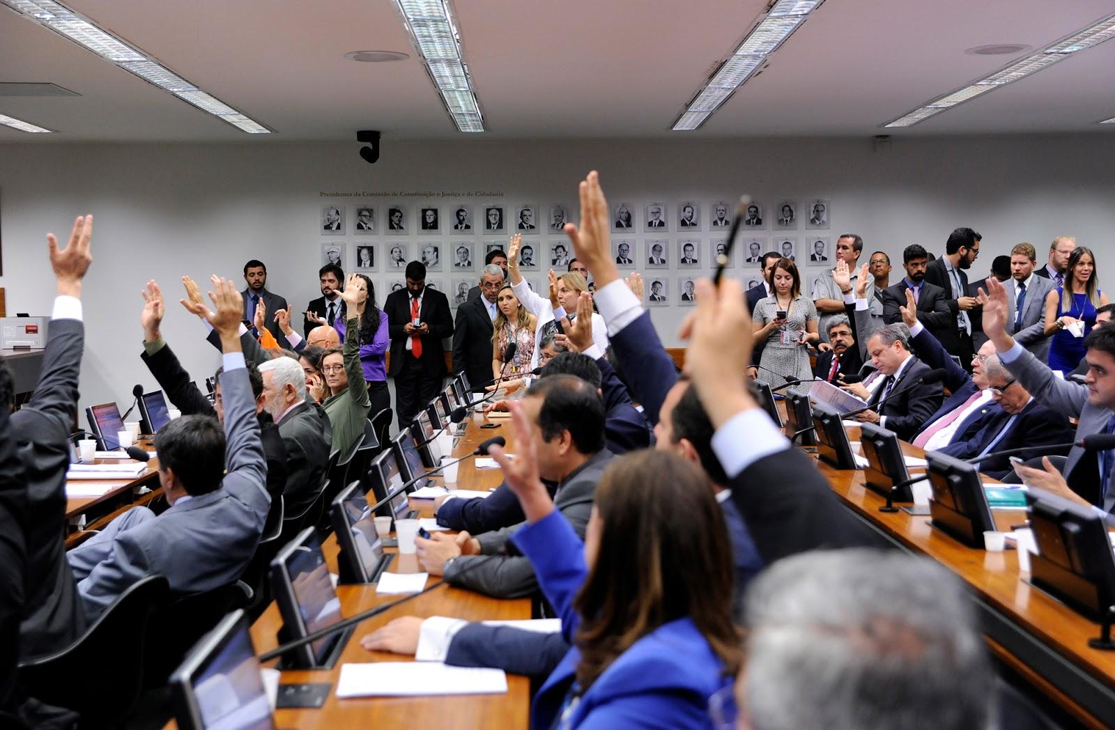 CCJ do Senado aprova relatório da PEC do Teto e texto segue para plenário