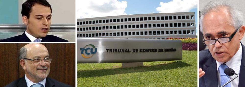 PF pede quebra de sigilos de presidente e ministro do TCU