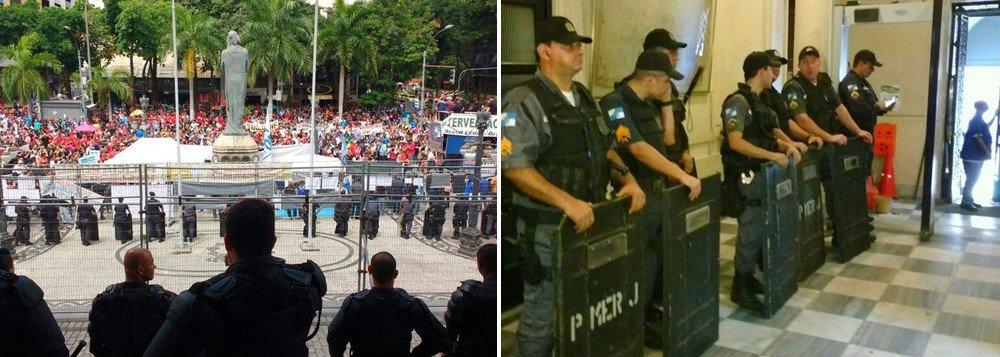 Protestos no Rio – ABI condena agressões a repórteres