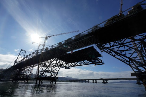 Ponte Hercílio Luz terá teste de carga nesta quarta-feira (18/12)