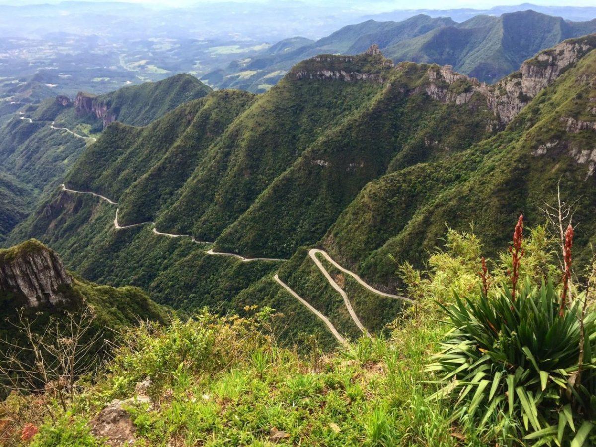 Serra do Rio do Rastro: Senador cobra início das obras de recuperação