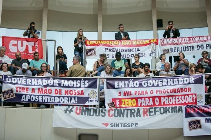 Reforma da Previdência em SC – Audiência Pública nesta semana