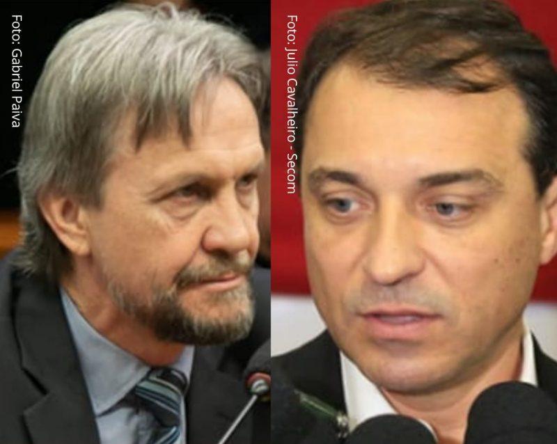 """""""Cada novo morto é na conta de Carlos Moisés"""", aponta Pedro Uczai"""