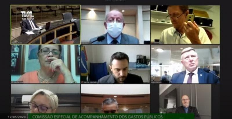 Caso dos Respiradores – Comissão Especial pede afastamento do Secretário da Saúde