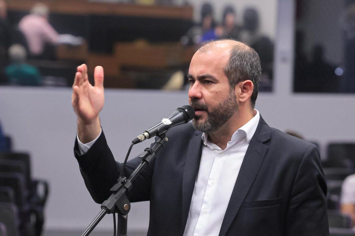 PSDB define Rodrigo Fachini como pré-candidato em Joinville (SC)