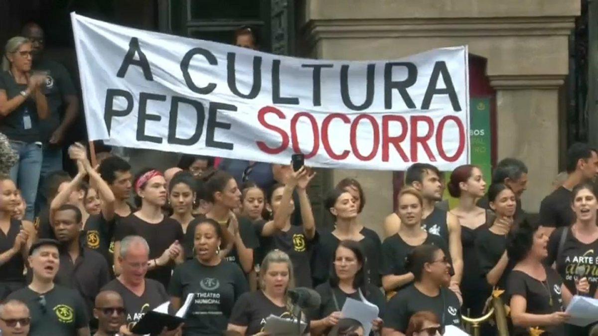 A cultura precisa ser socorrida – Lei de Emergência Cultural pode ser votada hoje (4) no Senado