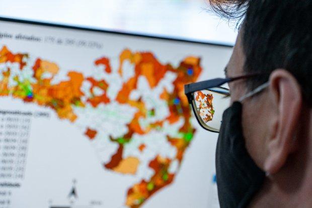 Coronavírus em SC – Governo compartilha ferramenta tecnológica com municípios