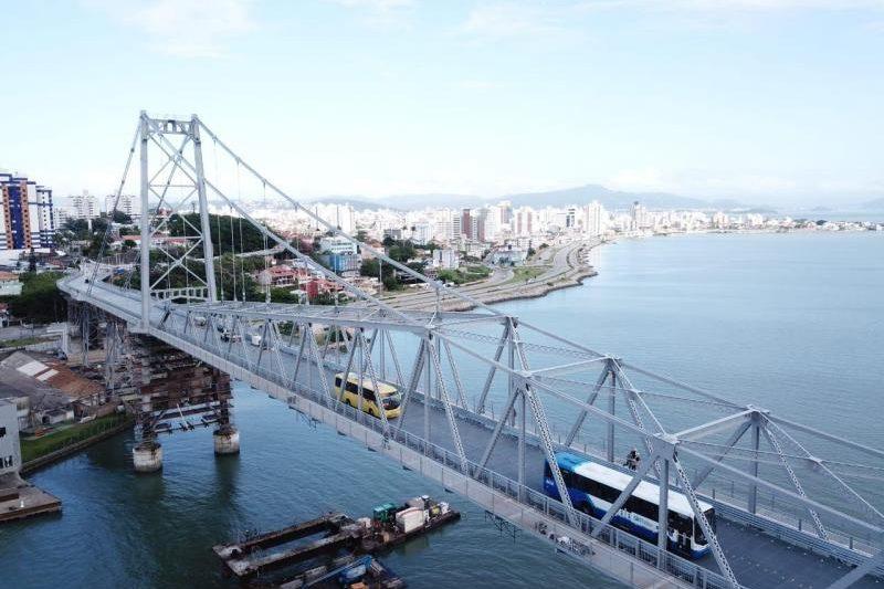 Florianópolis retoma transporte coletivo nesta quarta-feira (17)