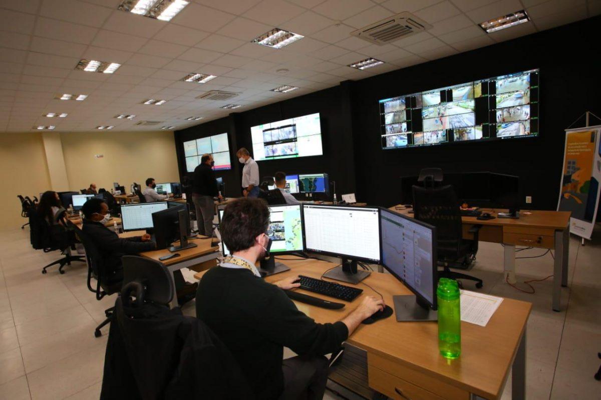 Volta do transporte coletivo em Floripa tem tecnologia como aliada contra o Covid-19