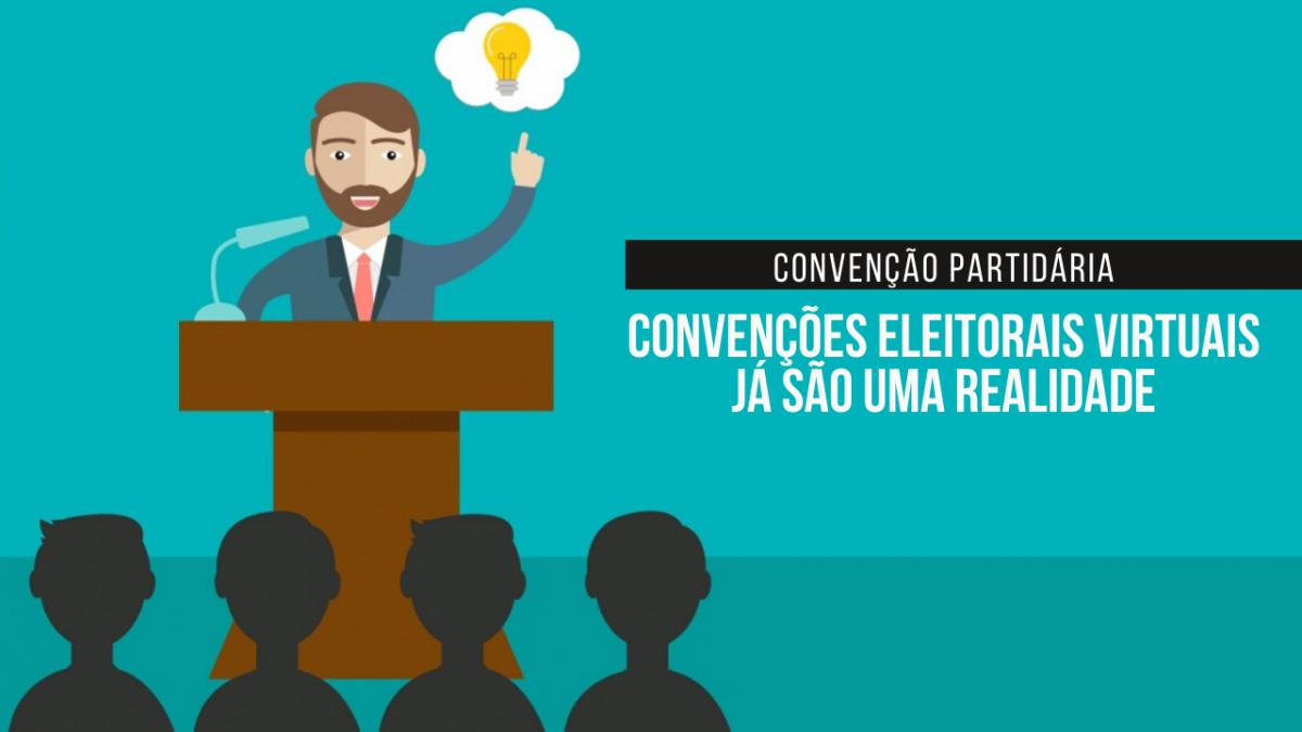 Convenções Partidárias – TRE/SC promove live sobre o tema na segunda-feira (3/8)