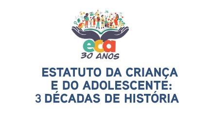 ECA 30 anos – Ministérios Públicos do PR, SC e RS promovem debates