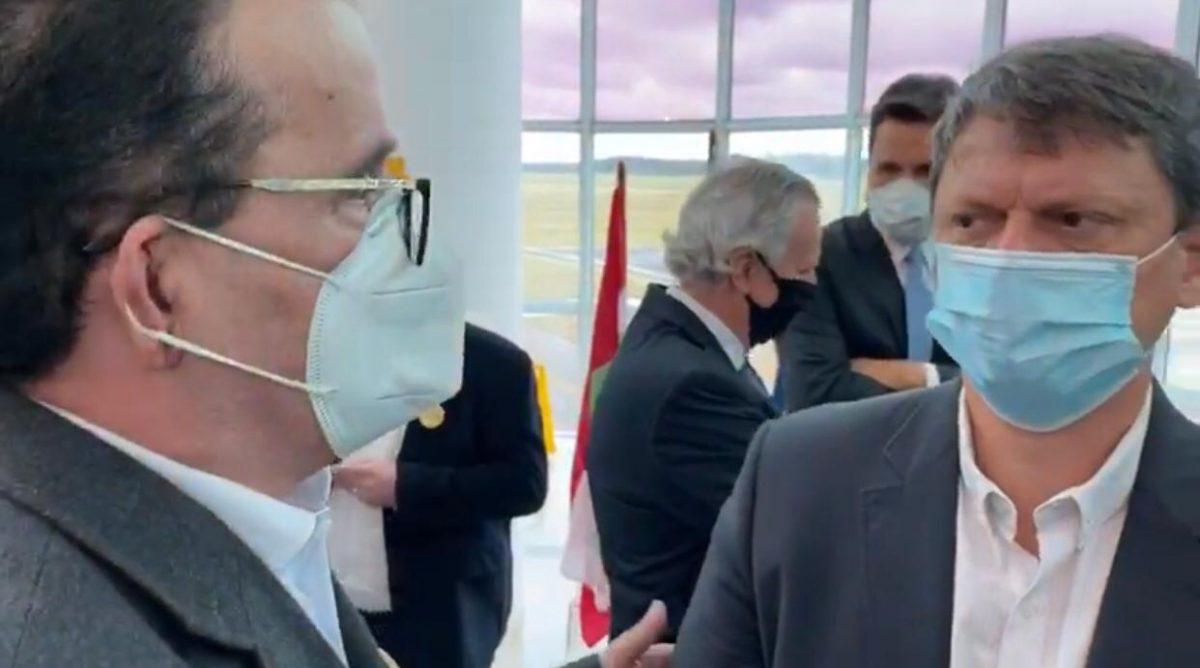 Contorno Viário da Grande Florianópolis – Ministro garante que obra termina em 2023