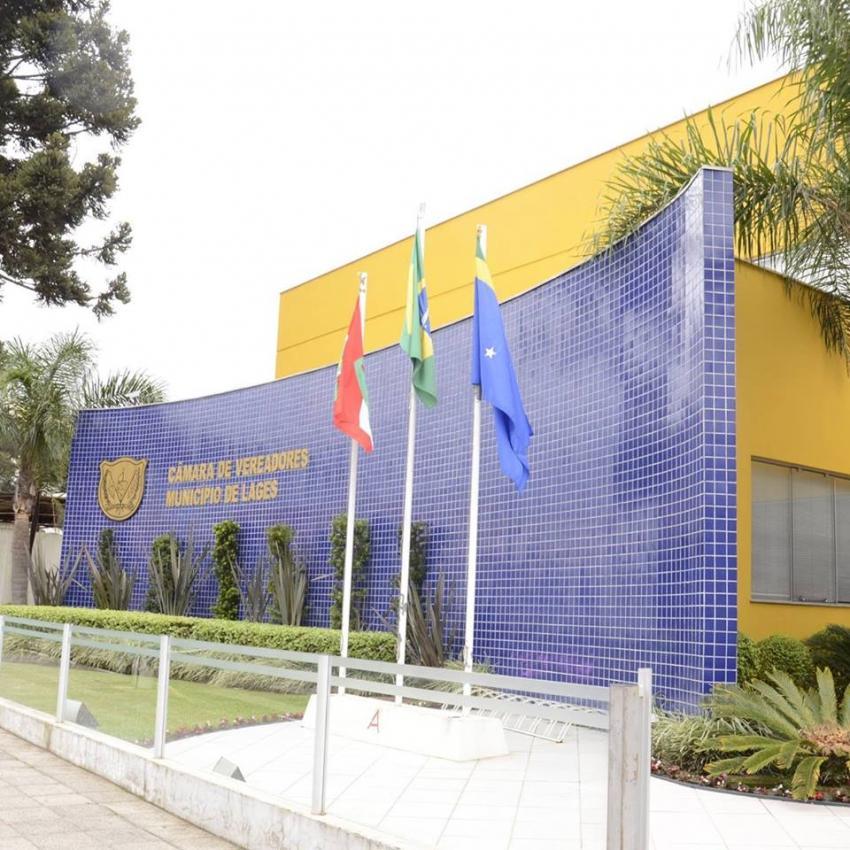 Contas de 2018 da Prefeitura de Lages são aprovadas com votação apertada
