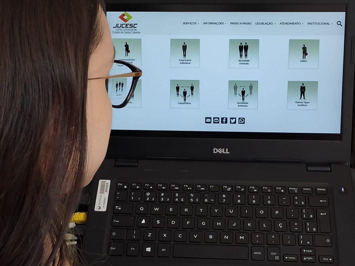 Jucesc e Prefeitura de Florianópolis lançam serviço digital que agiliza abertura de empresas