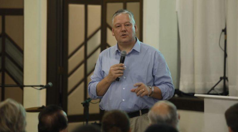 Podemos vai confirmar o empresário Ivandro de Souza candidato a Prefeito de Joinville neste sábado (5)