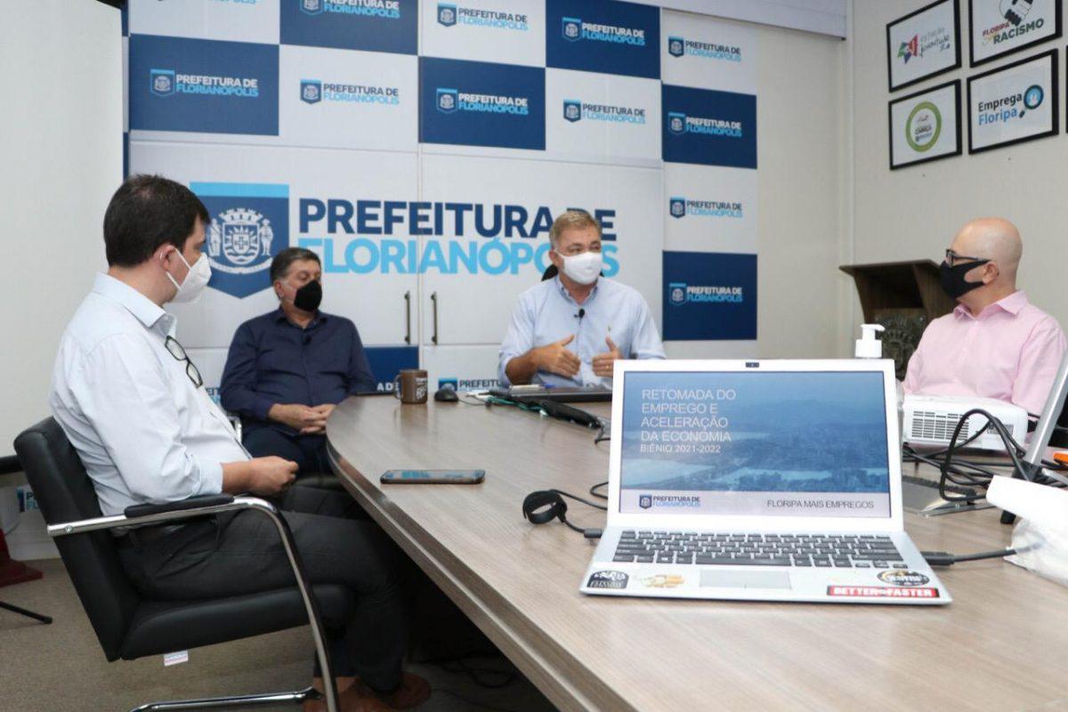 Florianópolis lança plano de retomada econômica
