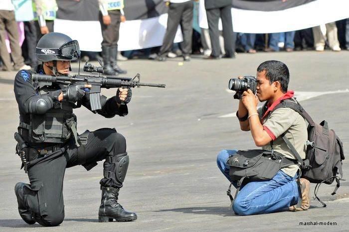 Violência contra jornalistas – Fenaj divulga relatório anual na terça-feira (26)