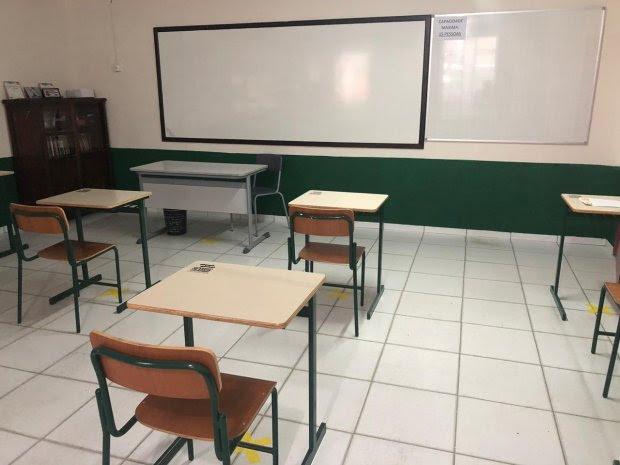 Retorno às aulas em SC – Gestores recebem orientações