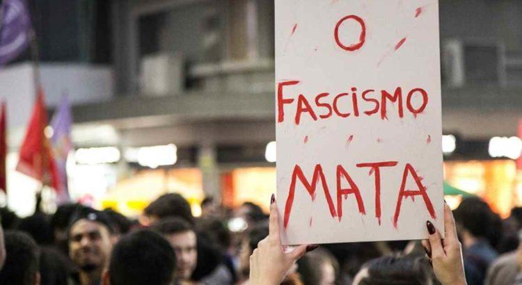Barrar o fascismo!