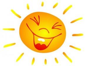 Riso do sol