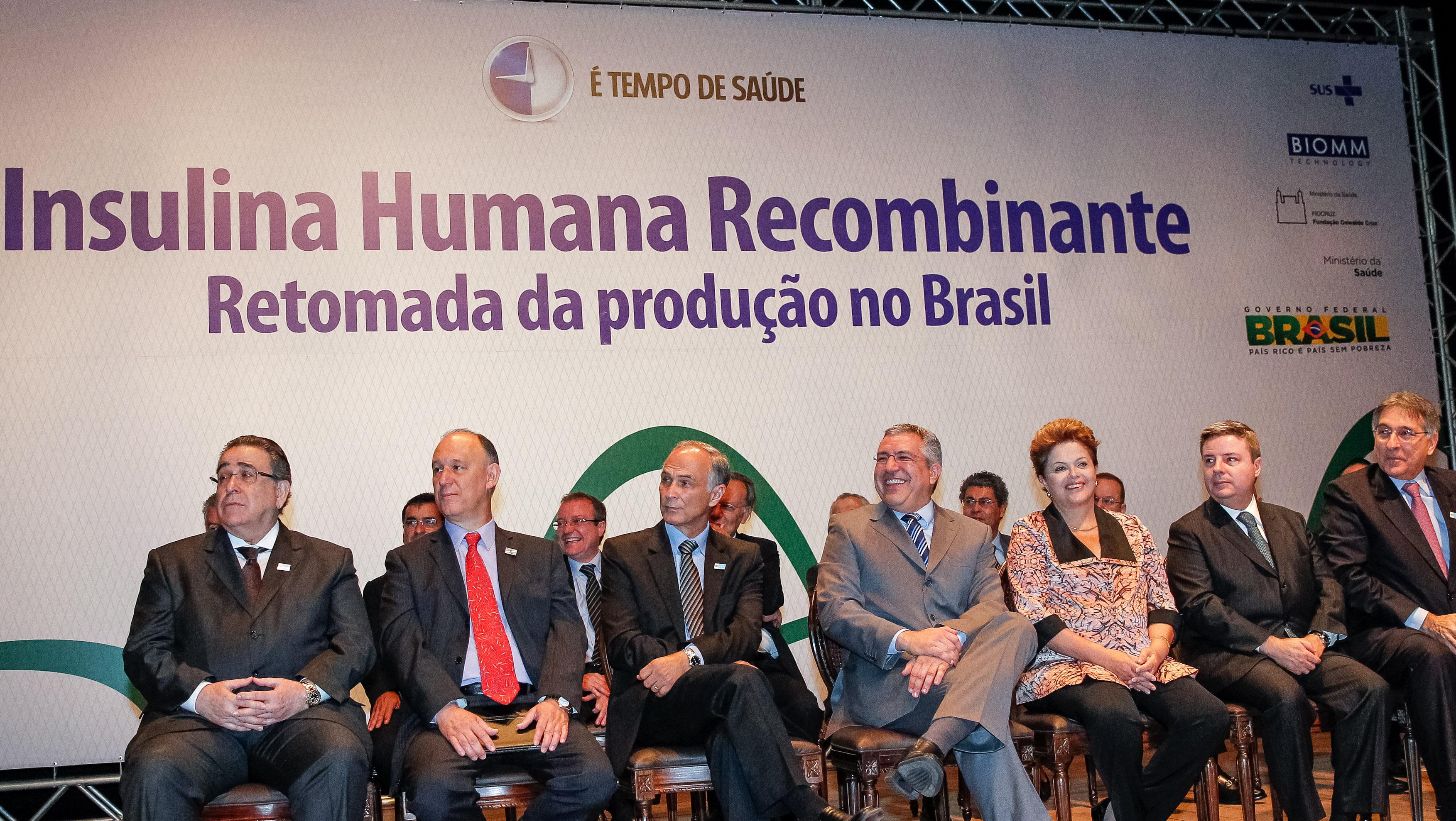 Diabetes: Brasil retoma produção nacional de insulina