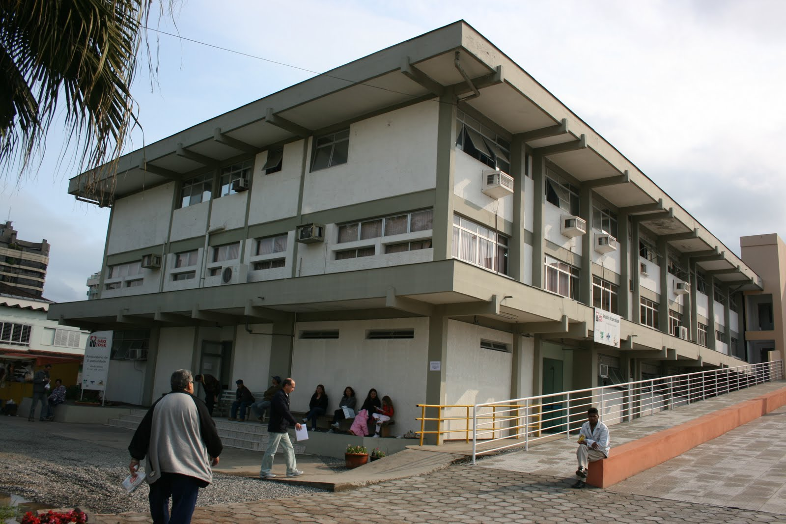 Marcos Krelling é o novo diretor presidente do Hospital São José em Joinville (SC)