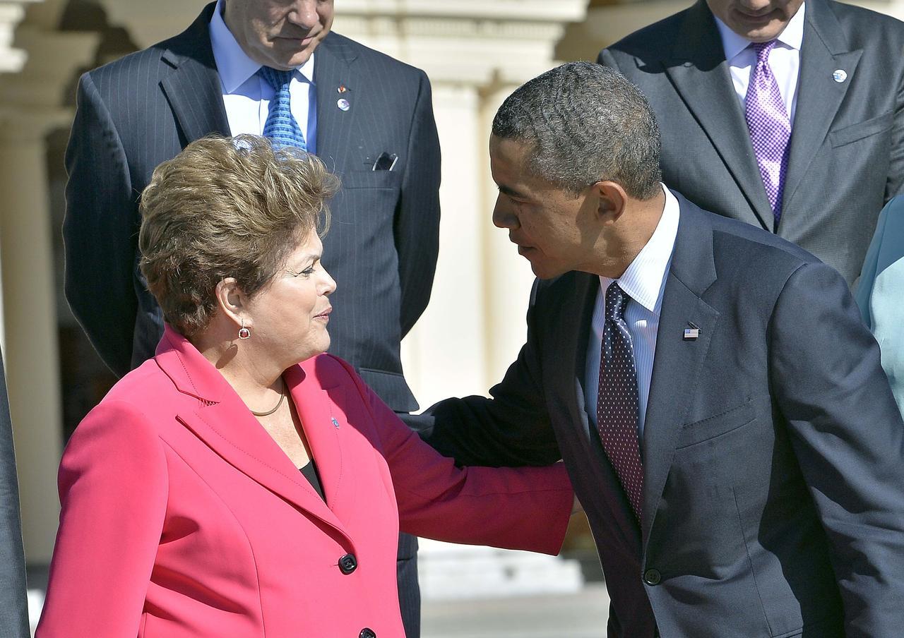 Espionagem dos EUA leva a presidente Dilma a adiar a visita aos americanos