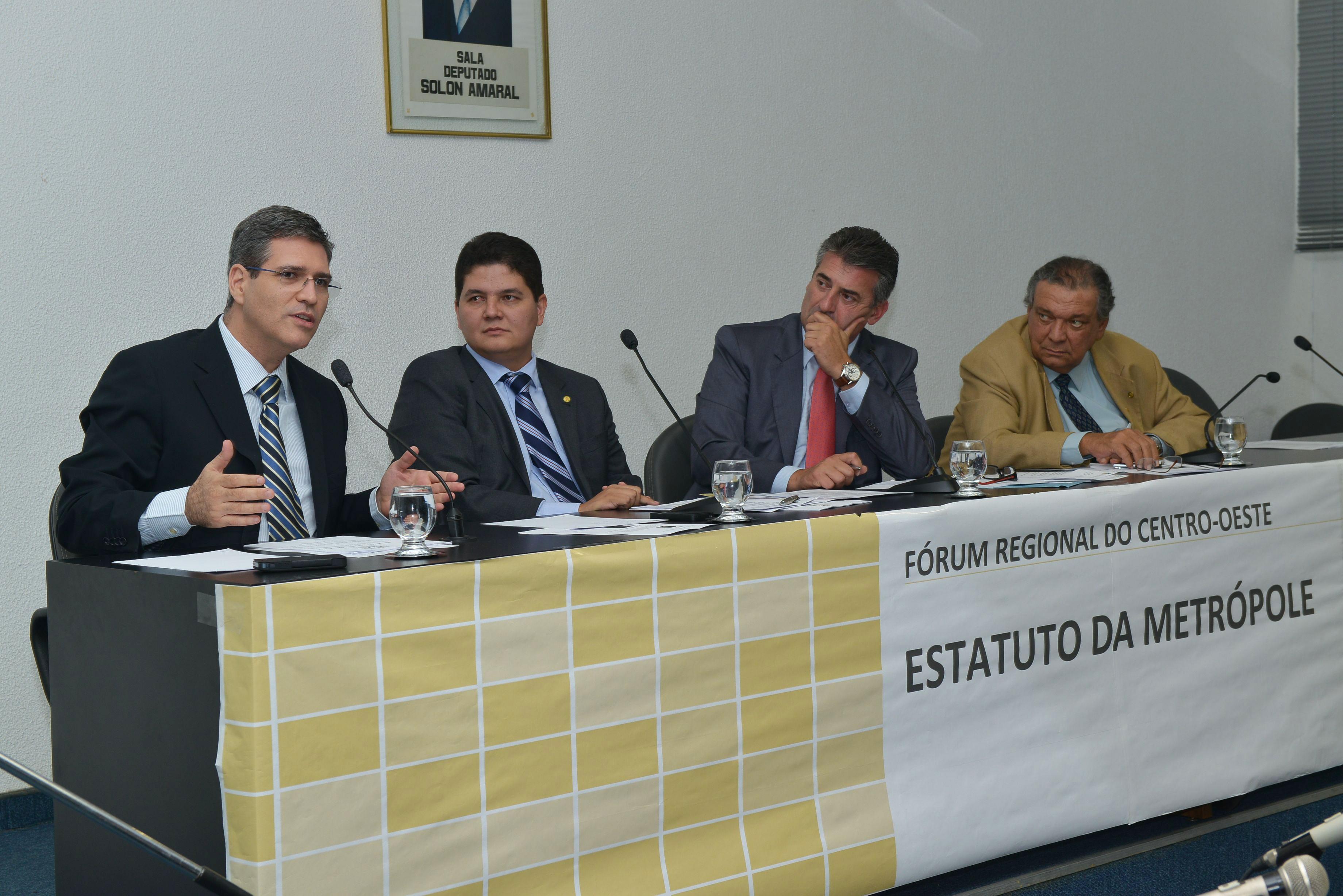 Estatuto da Metrópole: Comissão debate gestão e financiamento de políticas públicas