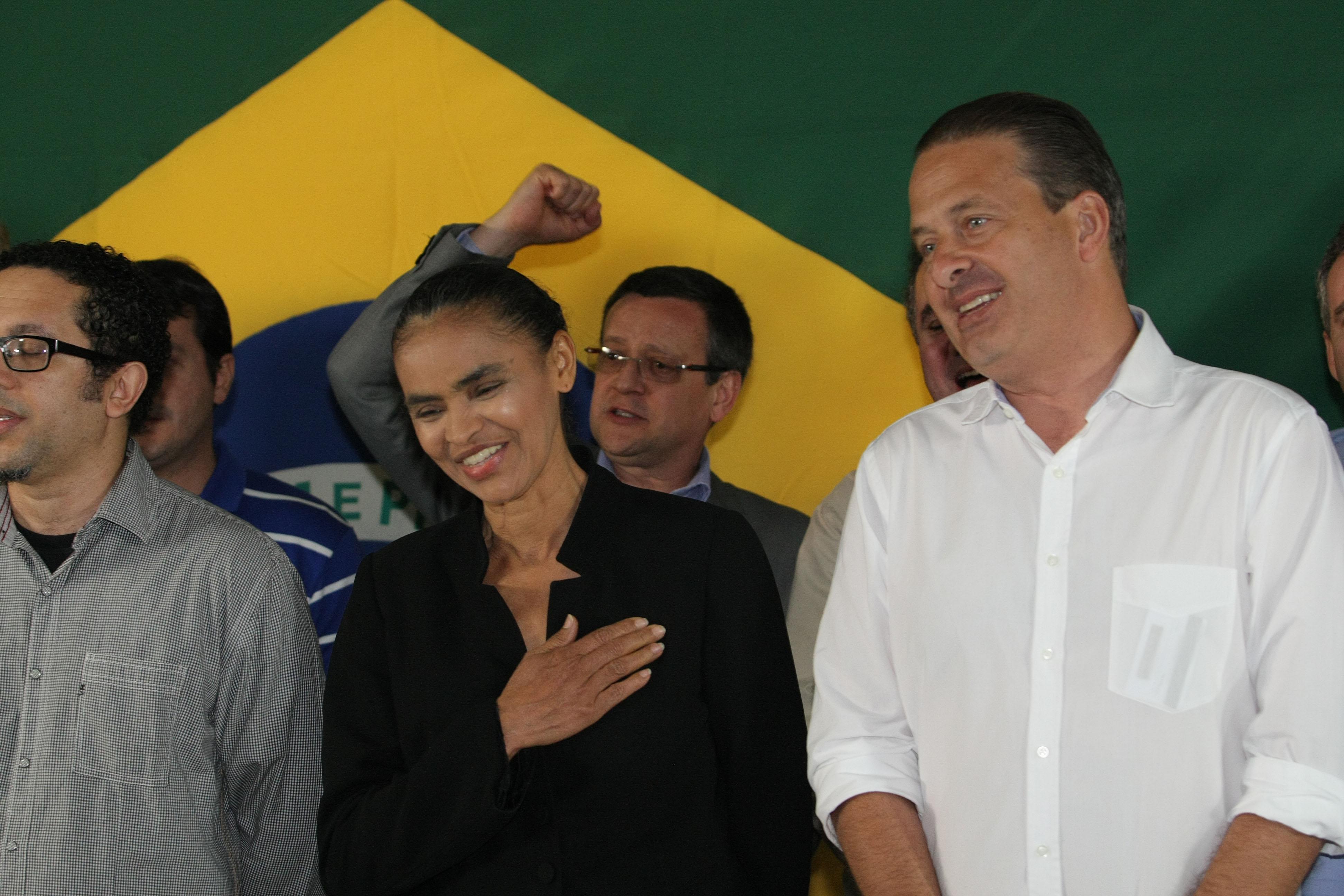 Eleições 2014: Novos cenários se abrem com união entre Campos e Marina Silva
