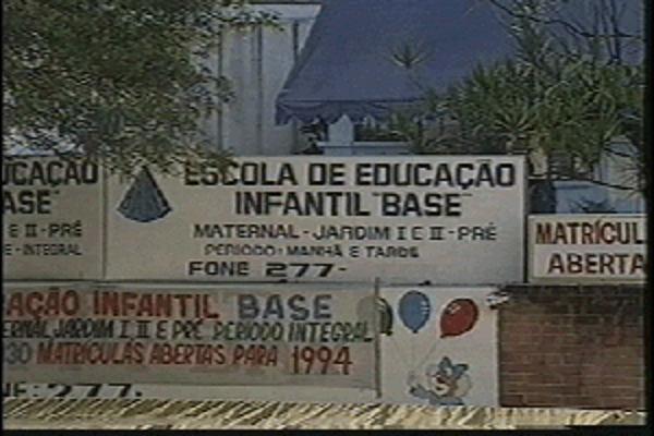 Dono da Escola Base morre vítima de infarto