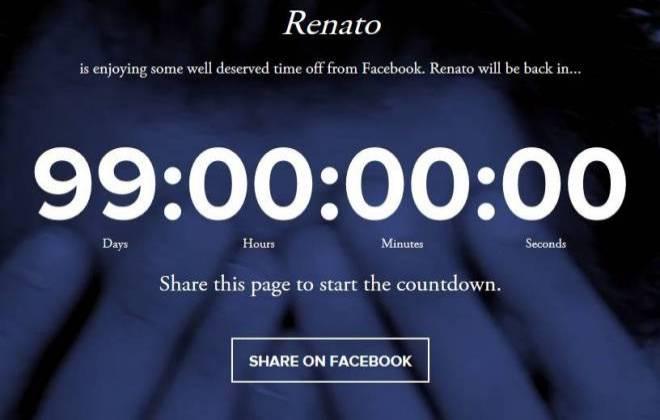 Experimento social sugere 99 dias de boicote ao Facebook