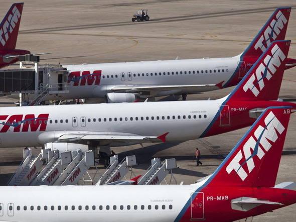 TAM e LAN ganham prêmio de melhores companhias aéreas