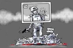 O que acontece em Gaza é um massacre, uma limpeza étnica.