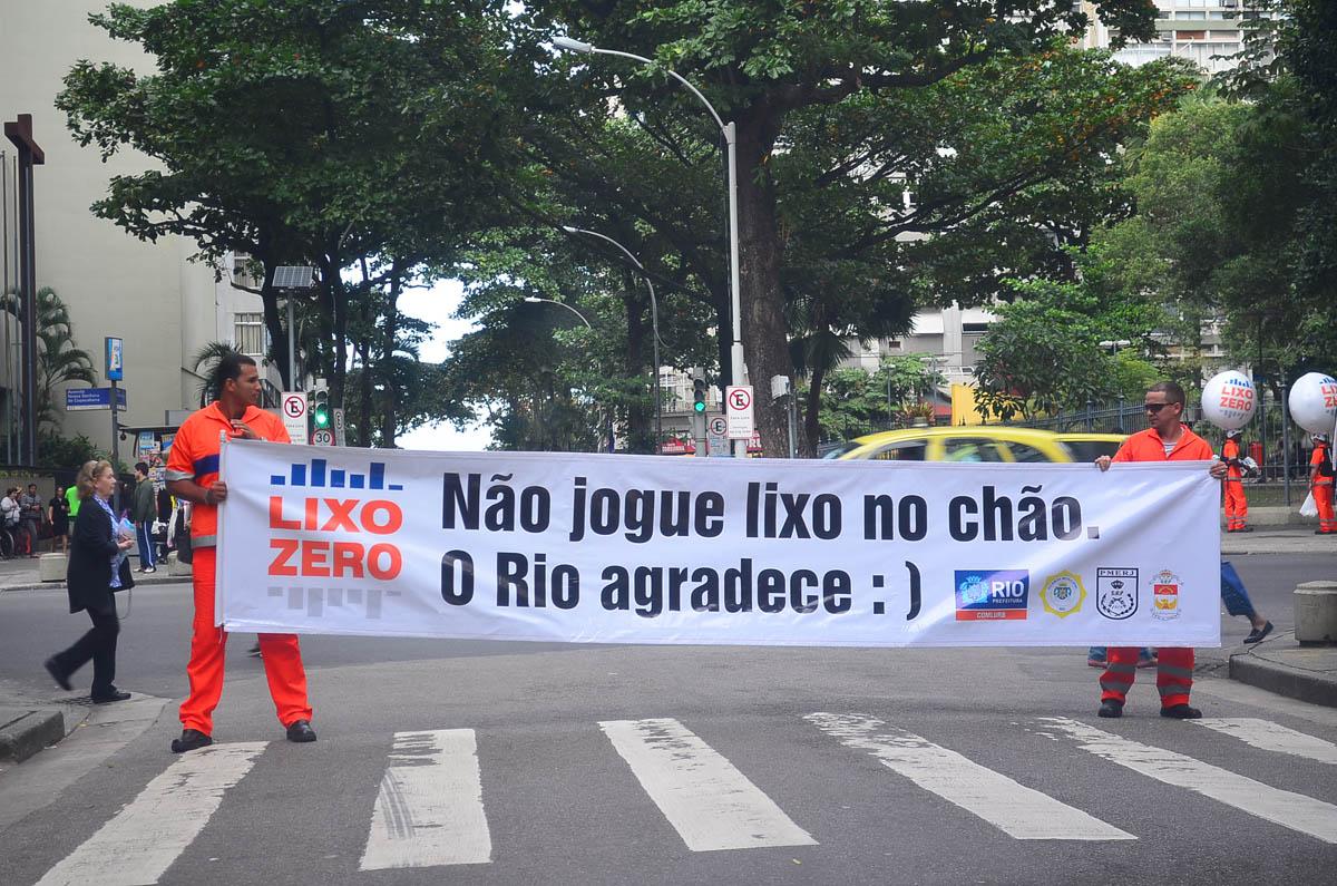 Em um ano de existência, Programa Lixo Zero já aplicou mais de 57 mil multas no Rio