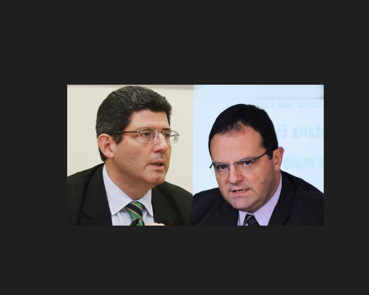 Novo Ministério: Dilma anuncia Joaquim Levy para a Fazenda e Nelson Barbosa para o Planejamento