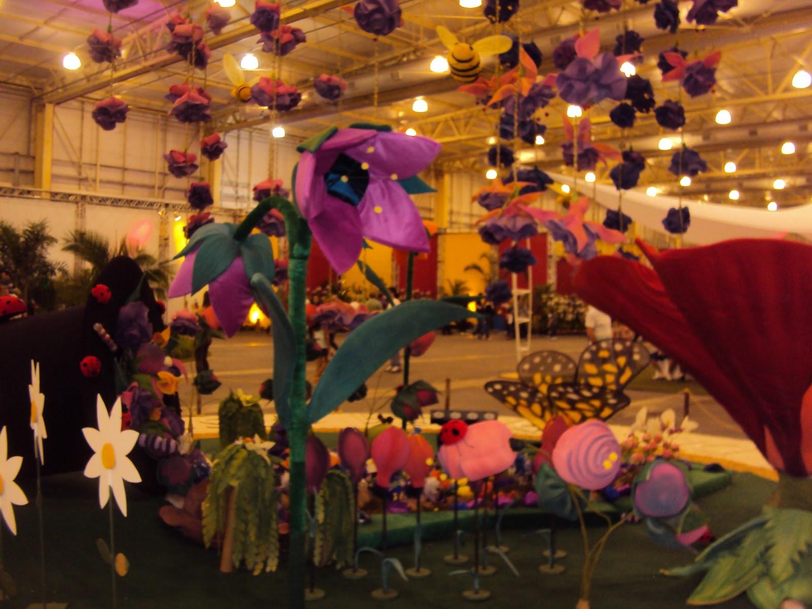 Festa das Flores de Joinville (SC), a 76a., começa nesta terça-feira (11/11)
