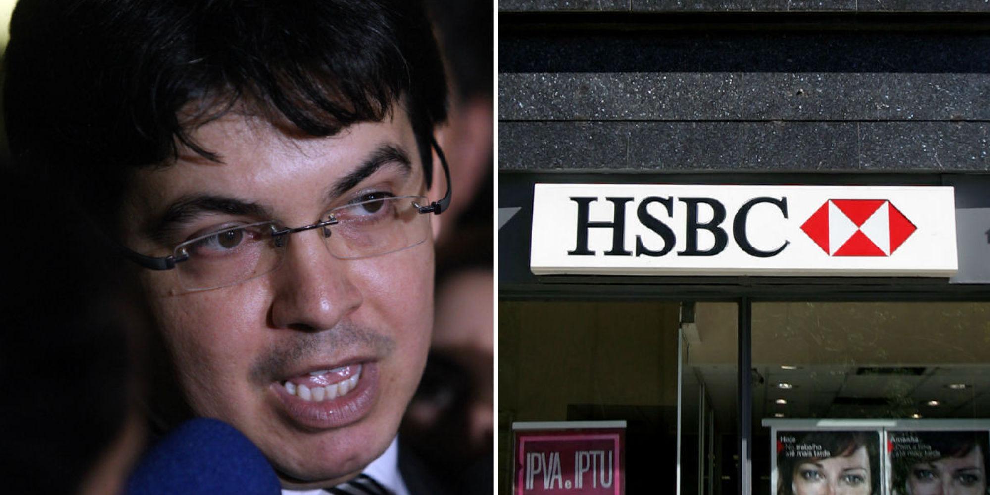 Senado instala CPI do HSBC