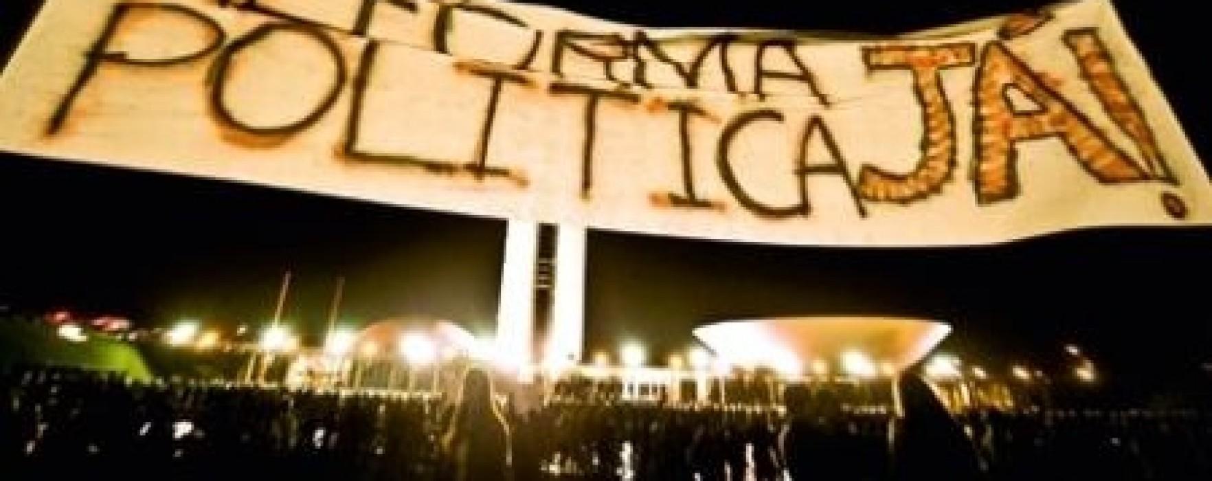 Joinville sediará encontro sobre a reforma política