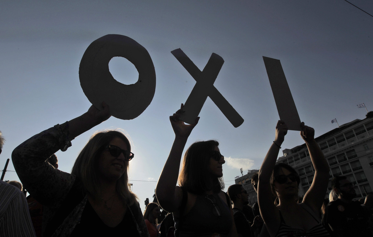 """Crise Grega: Leia sobre três possíveis cenários após vitória do """"não"""""""