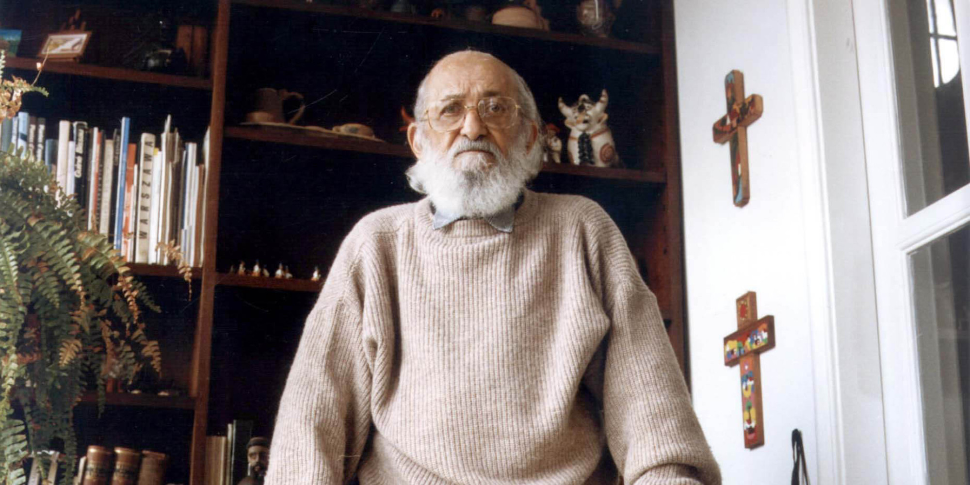 """""""Brasil nunca aplicou Paulo Freire"""", diz pesquisador"""