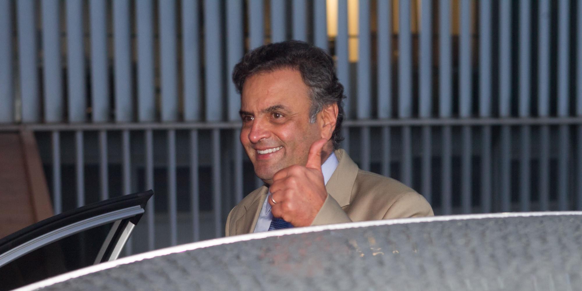 Delator confirma: Aécio Neves recebia propina de Furnas
