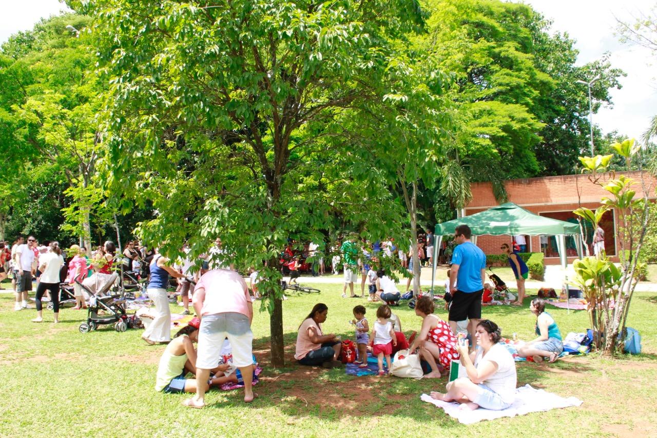 Piquenique na Praça é um programa diferente para domingo em Joinville (SC)