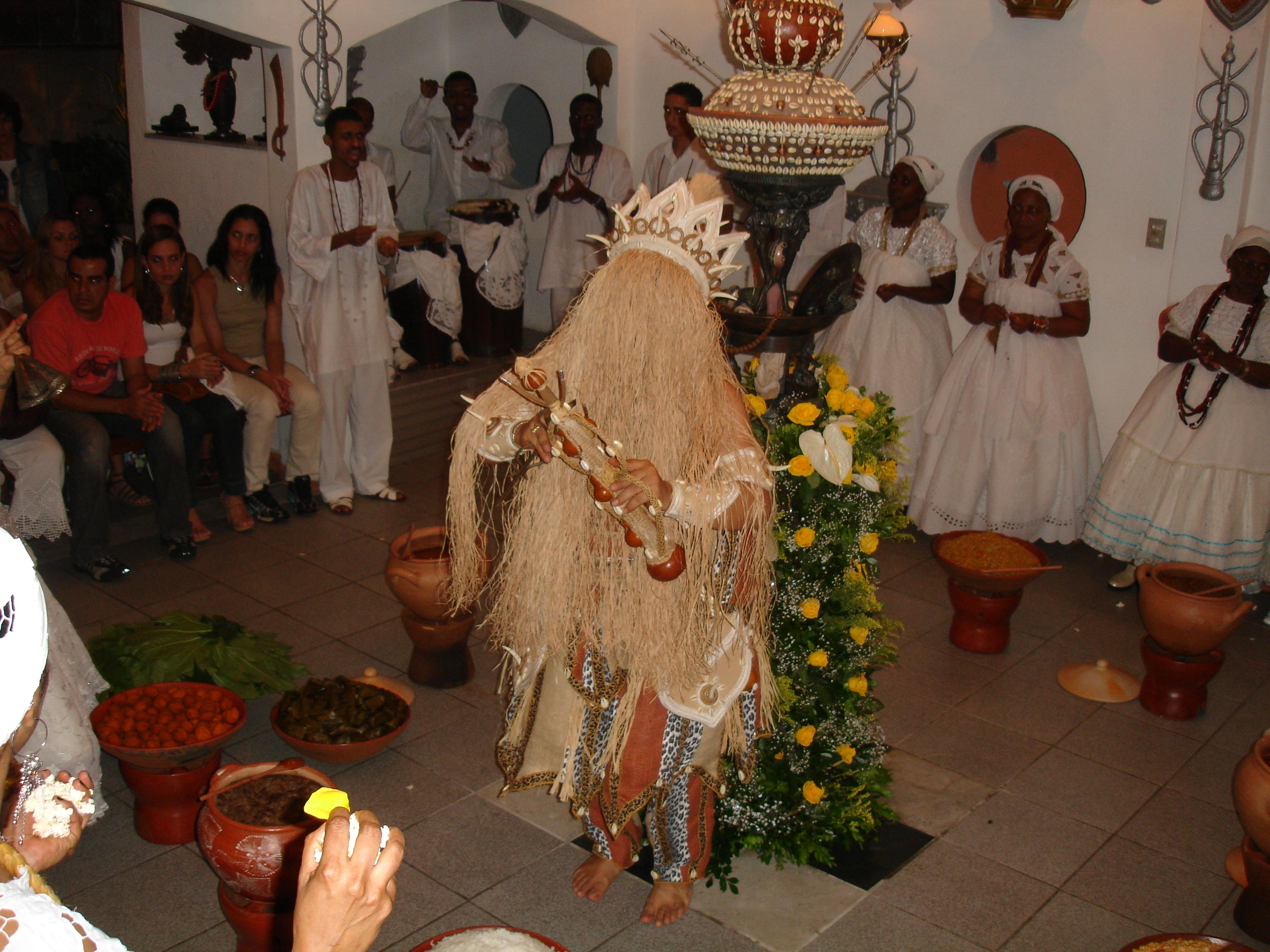 Cuba vê renascimento de fés afro-cubanas