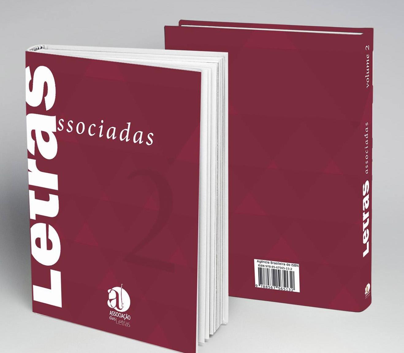 """Associação das Letras lança a segunda edição de bolso da mini antologia """"Letras Associadas"""""""