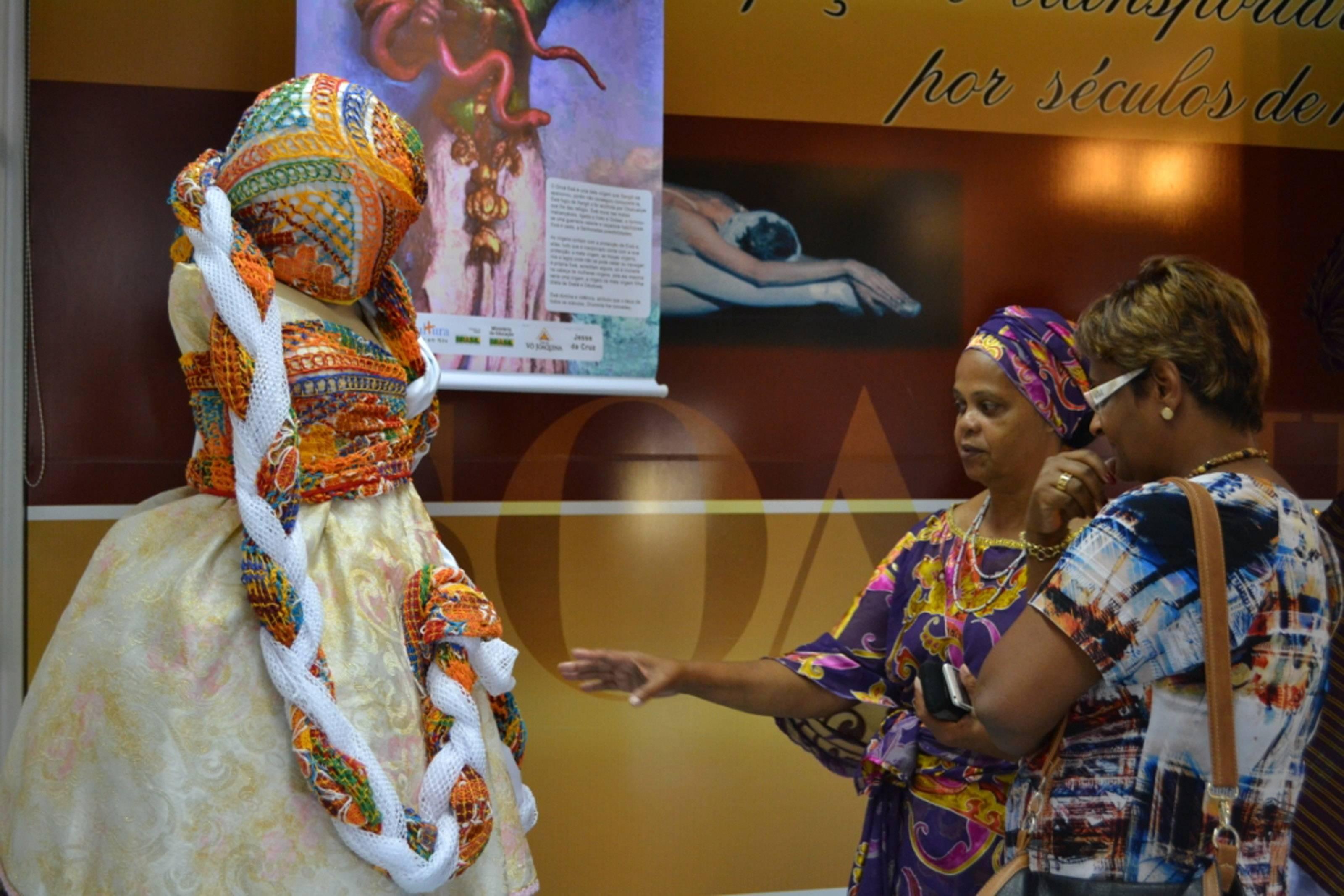 Semana da Consciência Negra é aberta em Joinville (SC)