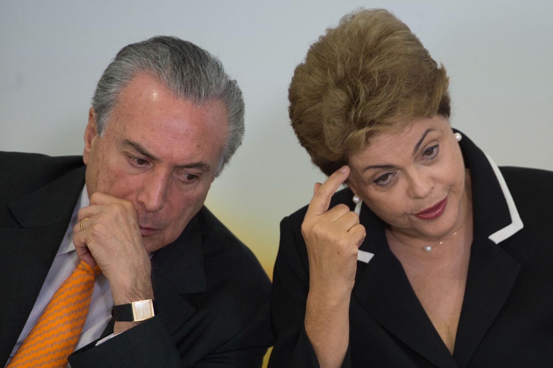 Janot pede arquivamento da ação contra a chapa Dilma/Temer no TSE