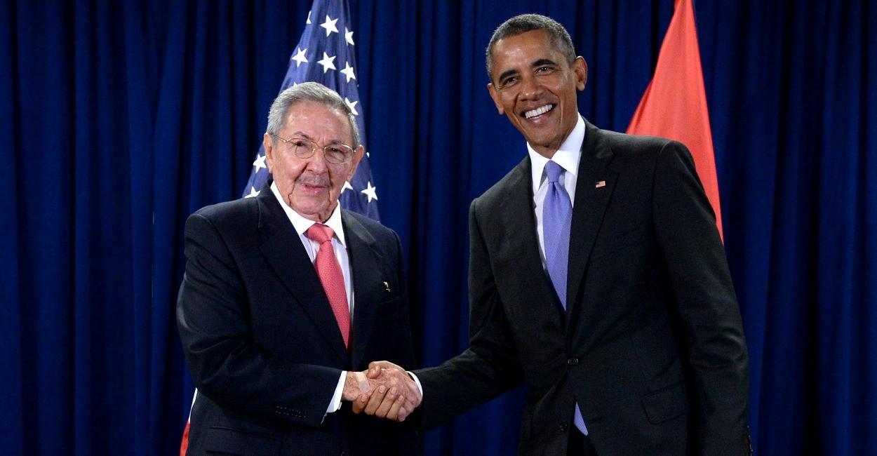 Casa Branca deve anunciar hoje visita histórica de Obama a Cuba em março